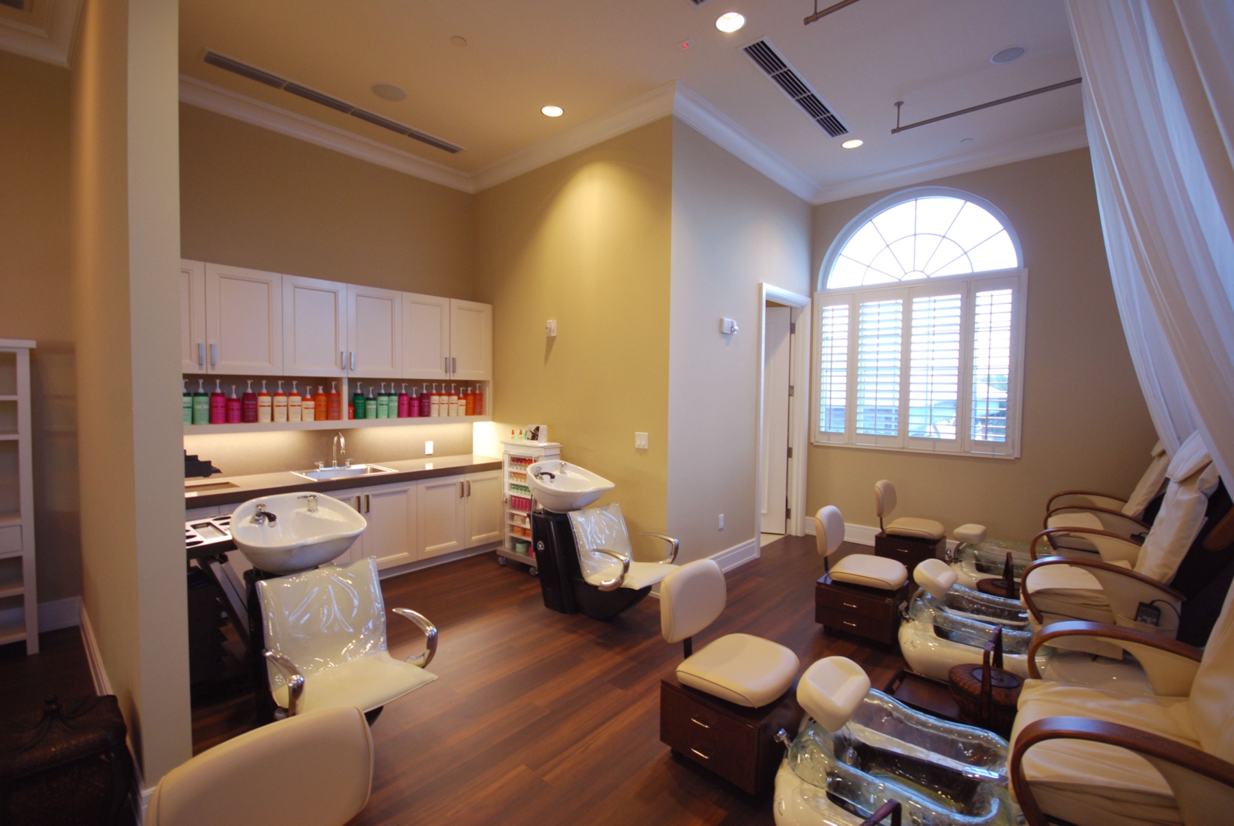 Don Cesar Spa Salon Area